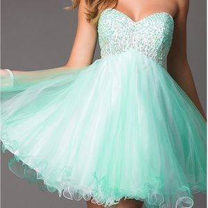 Tiffany Designs Dresses - Homecoming dress